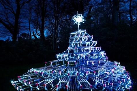 Stourhead Illuminated Trail, Bath & the Bristol Christmas Markets