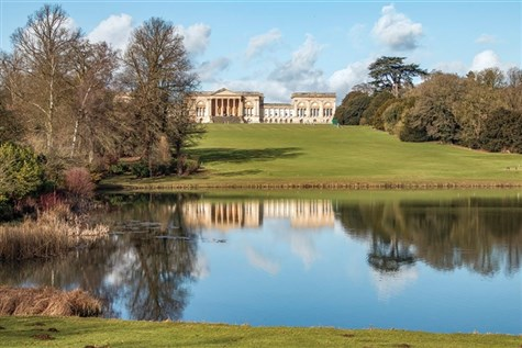 Stowe Winter Gardens (NT)