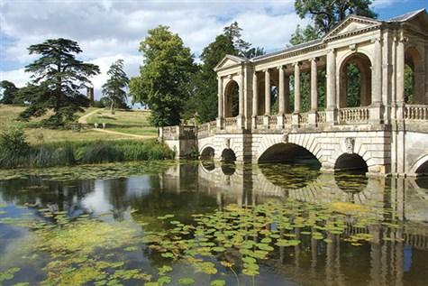 Stowe Gardens (NT), Buckinghamshire
