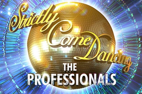 Strictly The Professionals at The Symphony Hall