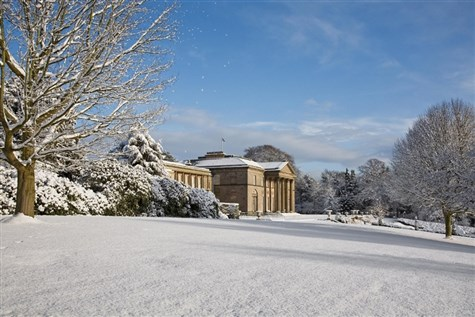 Manchester & Tatton Park 'Christmas Mansion'
