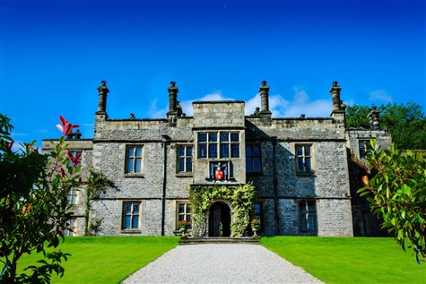 Tissington Hall 'Christmas in Neverland'