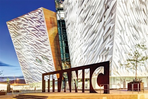 Outstanding Northern Ireland,Belfast &Antrim Coast