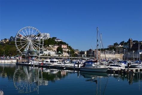 Torquay & The English Riviera, Howden Court Hotel