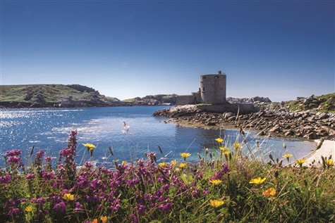 The Star Castle Hotel, Isles of Scilly