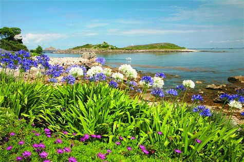 Isles of Scilly - Luxury Tour Star Castle Hotel