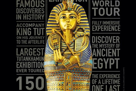 A Day Trip To The Tutankhamun Exhibition And The British