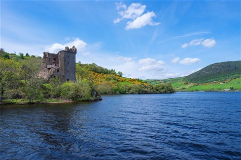 A 6 Day Escorted Coach Holiday to Scotland with Johnsons Coaches