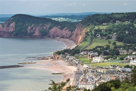 The Belmont Hotel, Sidmouth Luxury Traveller