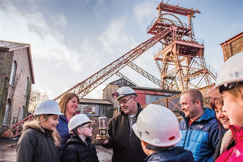 Welsh Mining Experience