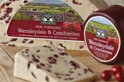 Wensleydale Creamery, Yorkshire