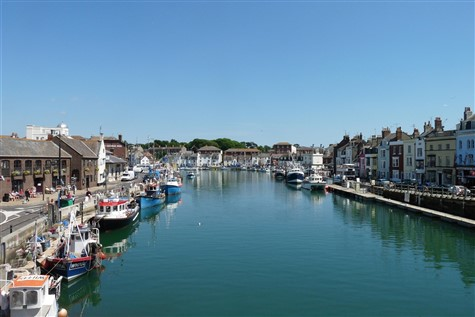 Weymouth & The Jurassic Coast