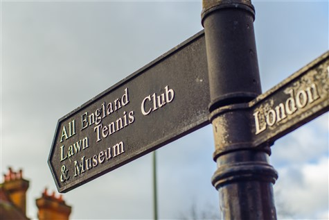 All England Lawn Tennis Club Museum
