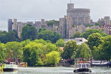 Windsor & Steam Boat Cream Tea Cruise