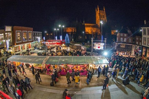 Worcester Victorian Christmas Fayre