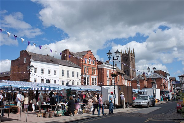 A Day Trip To Ludlow Food & Drink Festival With Johnsons