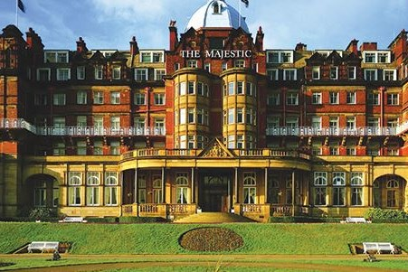 Majestic Hotel Harrogate Family Room