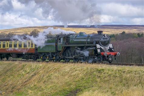 Heritage Railway Nostalgia