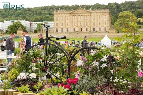 RHS Flower Shows & Festivals