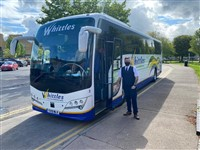 Good News for Coach Travel from 19th July!