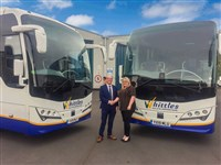 Whittles Invests in 2 NEW Vehicles for 2019