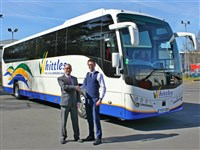 Whittles invest in NEW coach