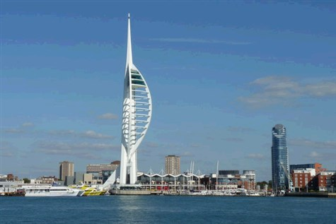 Portsmouth or Gunwharf Quays