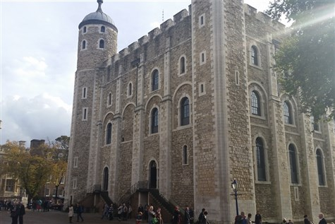 Tower of London and London