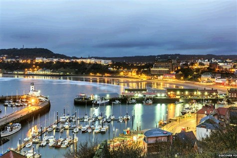 Scarborough & the Yorkshire Coast