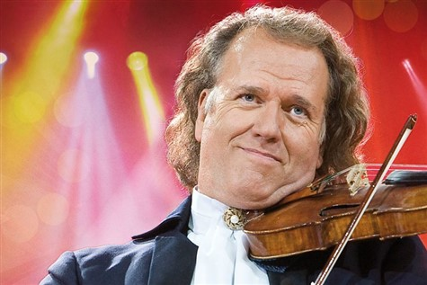 Andre Rieu,  Resorts World Arena, Birmingham
