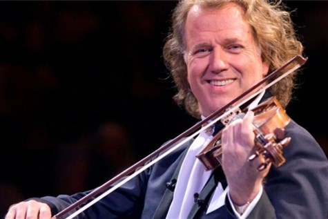 Andre Rieu, The Genting Arena