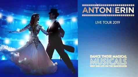 Anton & Erin, Symphony Hall, Birmingham
