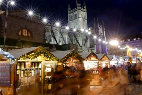 Bath Christmas Market, Express