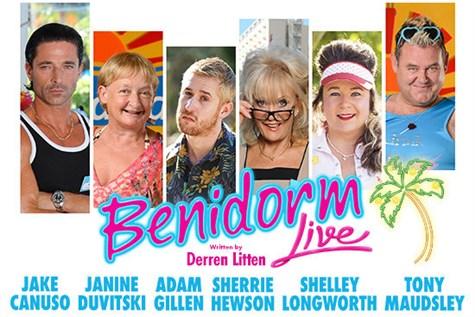 Benidorm, Live,  New Alexandra Theatre, B'Ham