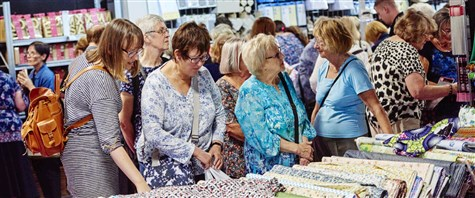 Hobbycrafts - The Creative Craft Show, Birmingham