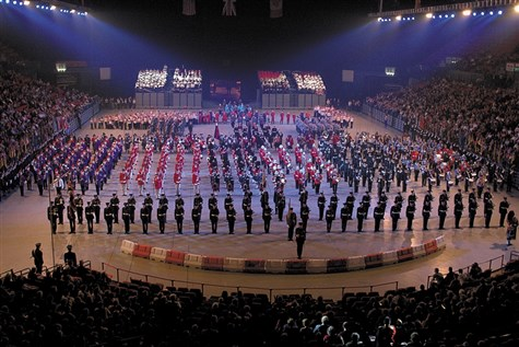 Birmingham International Tattoo 2018