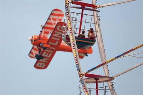 Blackpool Air Show Express