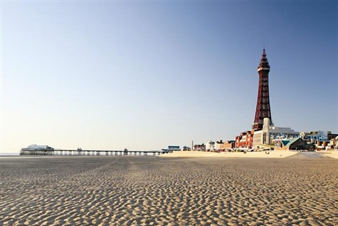 Blackpool and the Illuminations