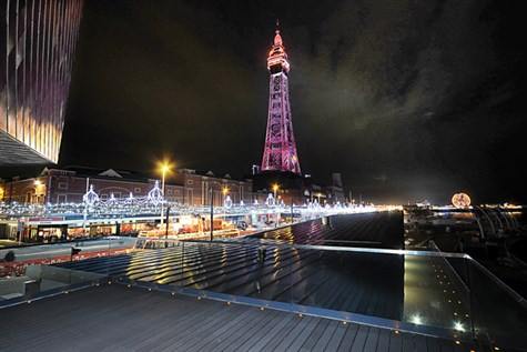 Blackpool for the Illuminations