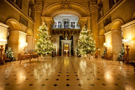 Christmas at Blenheim Palace