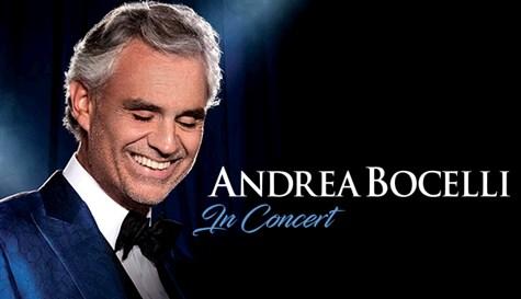 Andrea Bocelli, Live in Birmingham