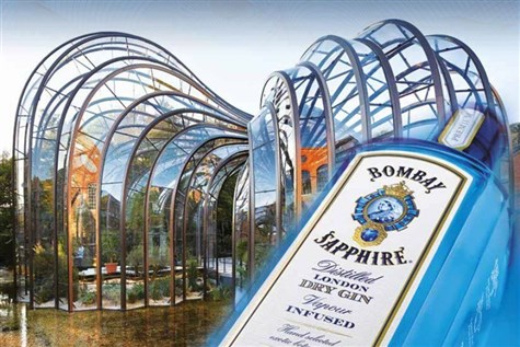 Winchester & Bombay Sapphire Distillery Tour