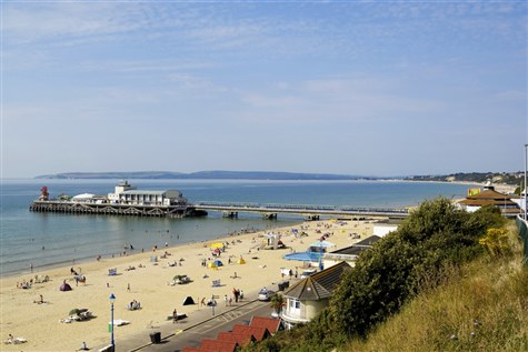 Beautiful Bournemouth and the South Coast
