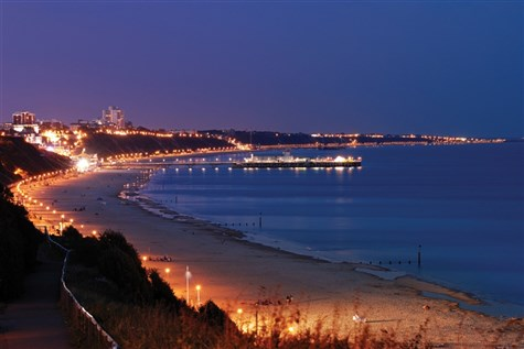 Express Seaside Sleepover - Bournemouth