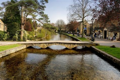 Moreton-in-Marsh & Bourton-on-the-Water