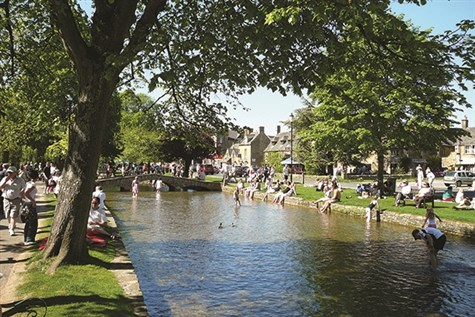 Moreton in the Marsh and Bourton on the Water