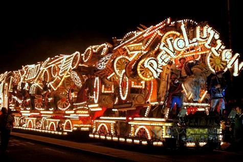 Bridgwater Carnival Express