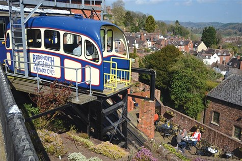 Ludlow, Bridgnorth and the Down Carvery