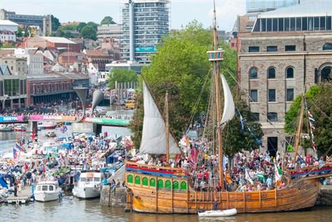 Bristol Harbour Festival Express