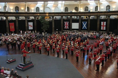 Buxton Military Tattoo & Carvery  Lunch